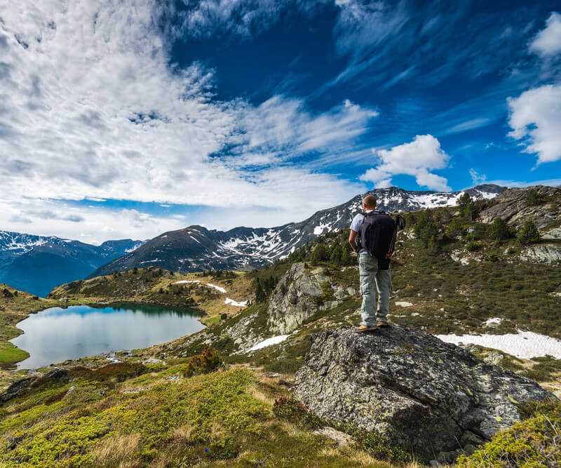 Conditions for retiring to Andorra