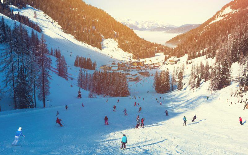 types de sports d'hiver dans la Principauté Andorrane