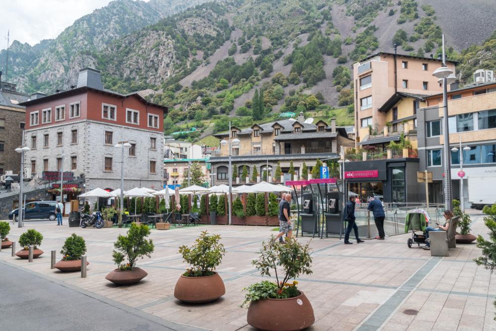 L'Andorre, le paradis même pendant le COVID